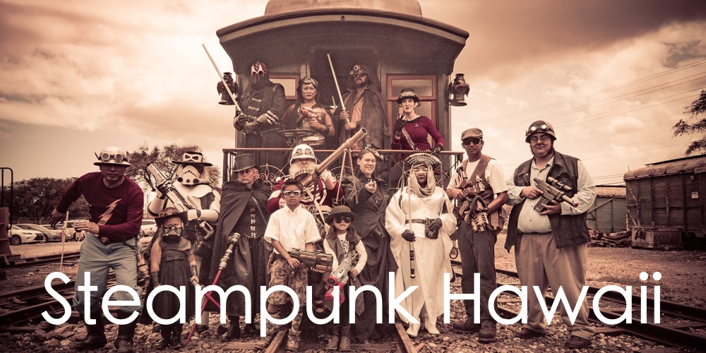 Steampunk Hawaii