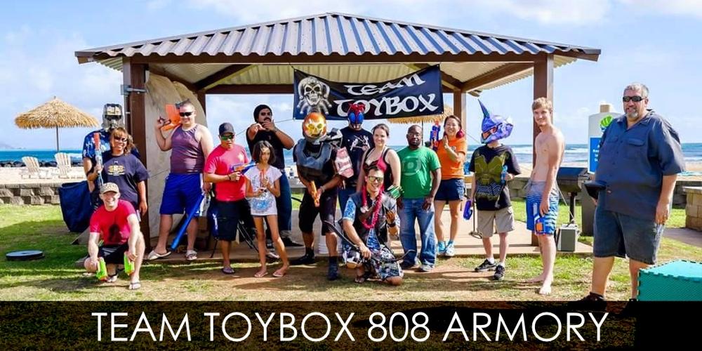 Team Toybox 808 Armory