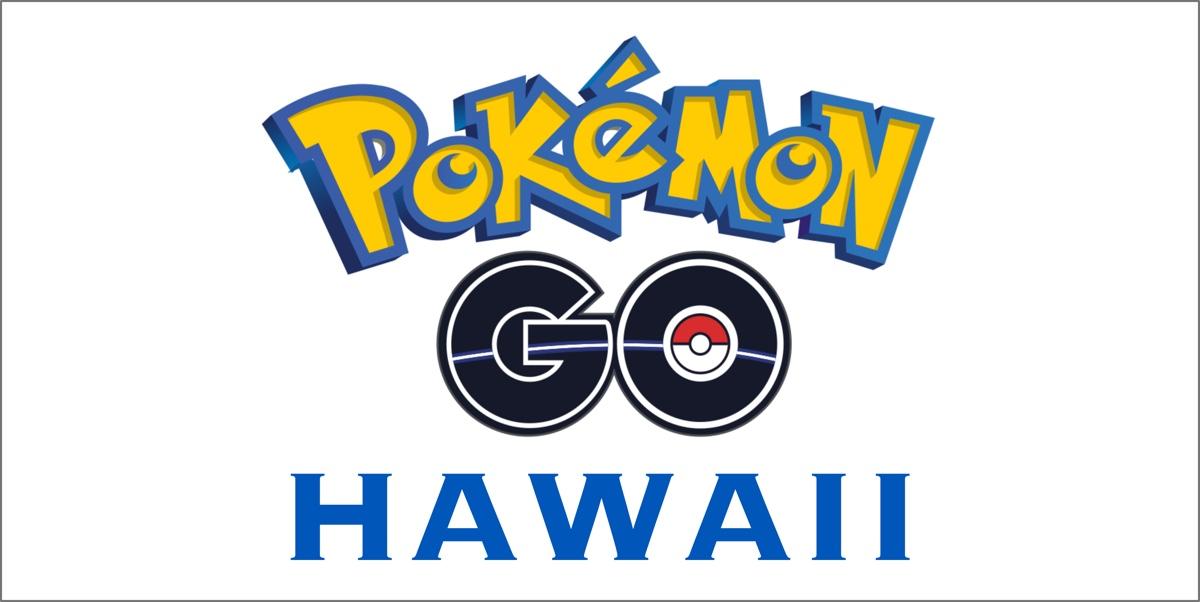 Pokemon Go Hawaii