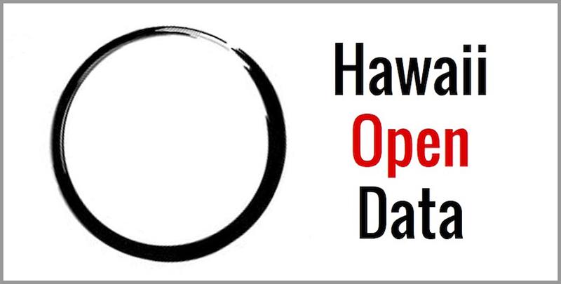 Hawaii Open Data