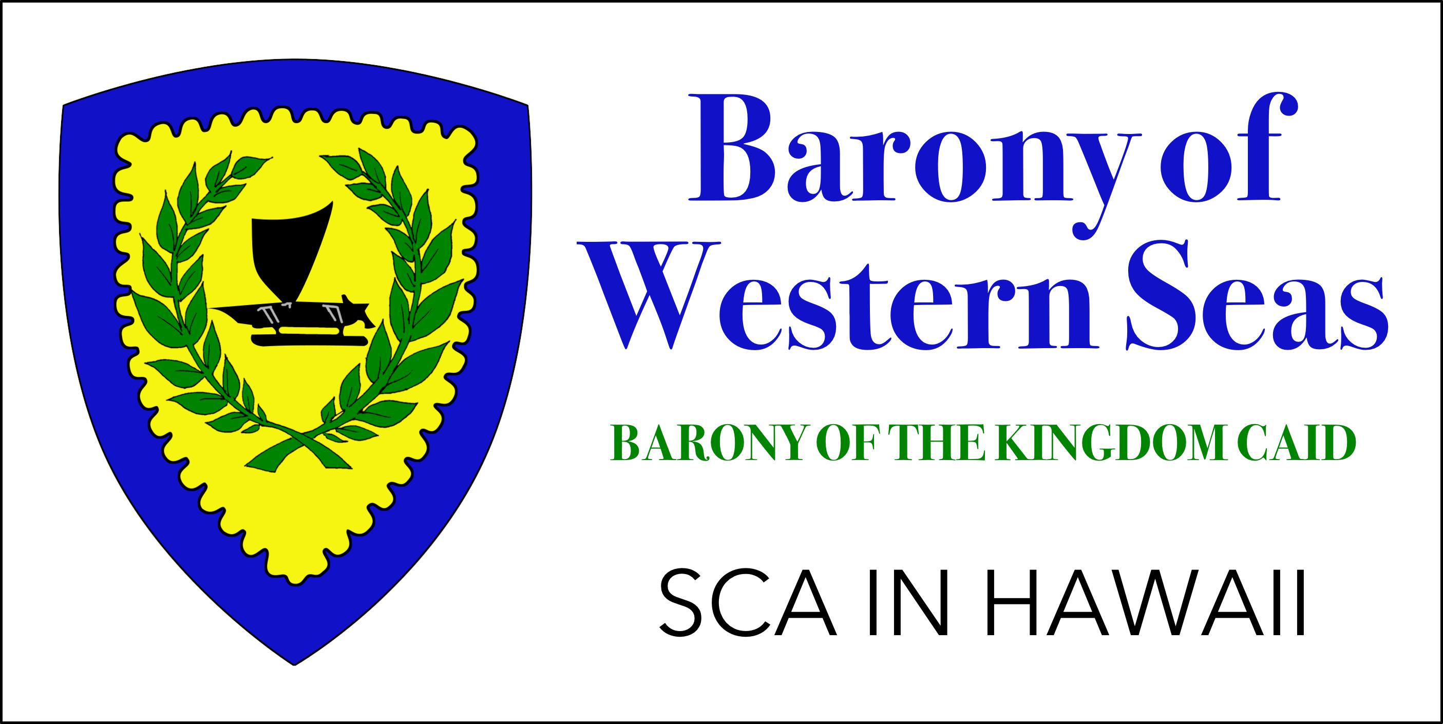 Barony of Western Seas
